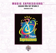 Music Expressions™ Grade 3: Lesson CDs