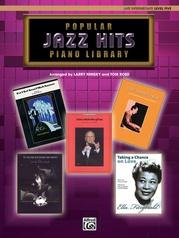 WB Popular Piano Library: Jazz Hits, Level 5