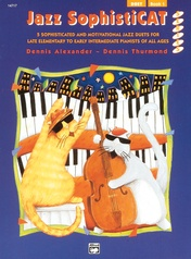 Jazz SophistiCat, Duet Book 1
