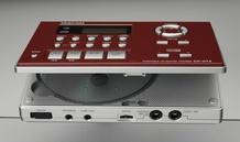 Tascam CDGT2 Guitar CD Trainer