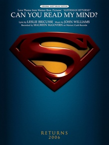 Can You Read My Mind? (Love Theme from <I>Superman</I>)