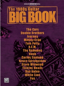 The 1980s Guitar Big Book