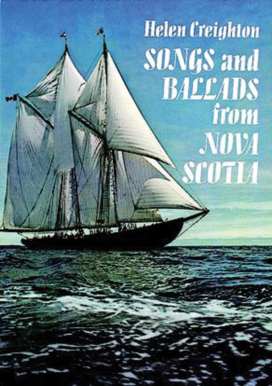 Songs and Ballads from Nova Scotia