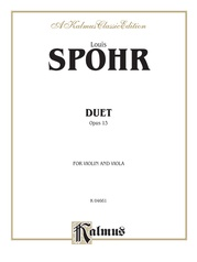 Duet, Opus 13