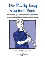 The Really Easy Clarinet Book