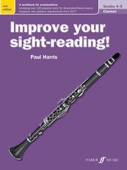 Improve Your Sight-Reading! Clarinet, Grade 4-5 (New Edition)