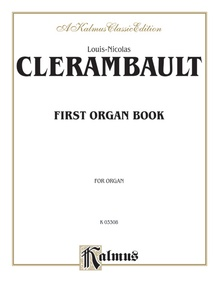 First Organ Book