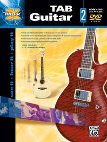 Alfred's MAX™ TAB Guitar 2