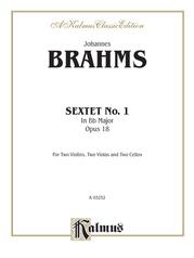 Sextet in B-flat Major, Opus 18