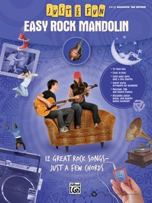 Just for Fun: Easy Rock Mandolin