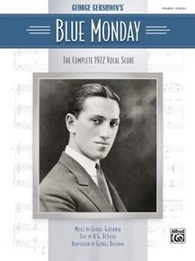 Blue Monday: Vocal Score