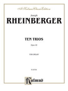 Ten Trios, Opus 49