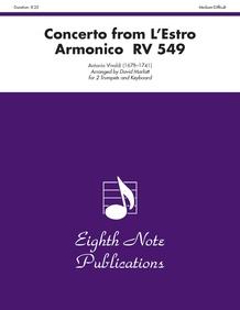 Concerto (from <i>L'estro Armonico</i> RV 549)