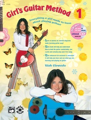 Girl's Guitar Method 1