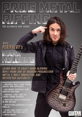 Guitar World: Prog Metal Riffing