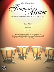 The Complete Timpani Method