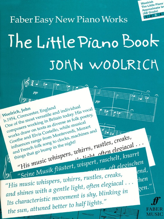 The Little Piano Book