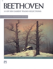 Beethoven, 16 Easiest Selections