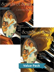 Sounds of Spain, Books 1-2 (Value Pack)