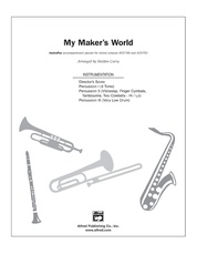 My Maker's World