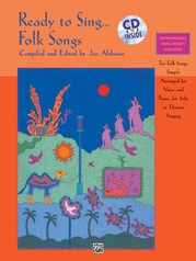 Ready to Sing . . . Folk Songs