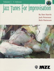 Jazz Tunes for Improvisation, Volume One
