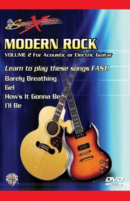 SongXpress®: Modern Rock, Vol. 2 (for Acoustic or Electric Guitar)