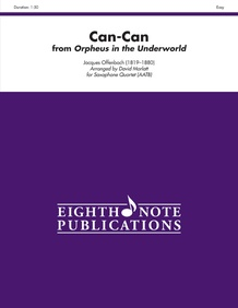 Can-Can (from <i>Orpheus in the Underworld</i>)