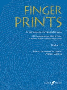 Fingerprints for Piano, Grades 1-4