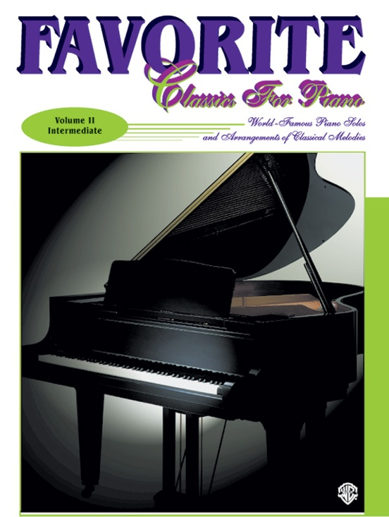 Favorite Classics for Piano, Volume 2