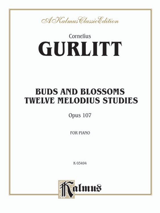 Buds and Blossoms, Opus 107