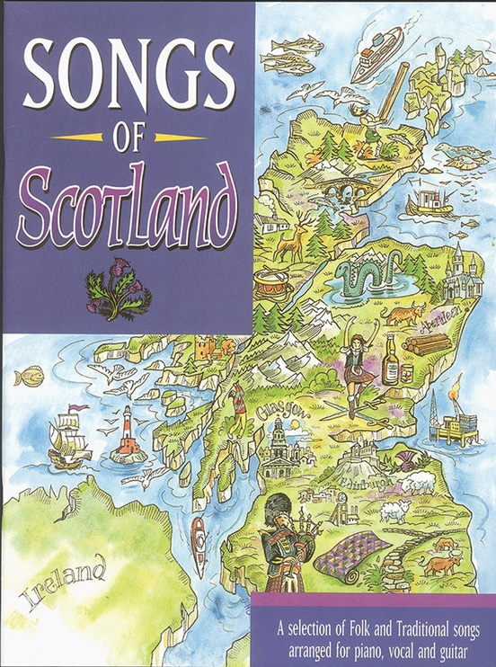 Songs of Scotland