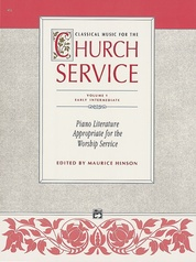 Classical Music for the Church Service, Volume 1