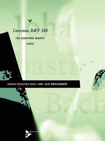 Canzona BWV 588