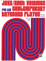 Jazz/Rock Voicings for the Contemporary Keyboard Player