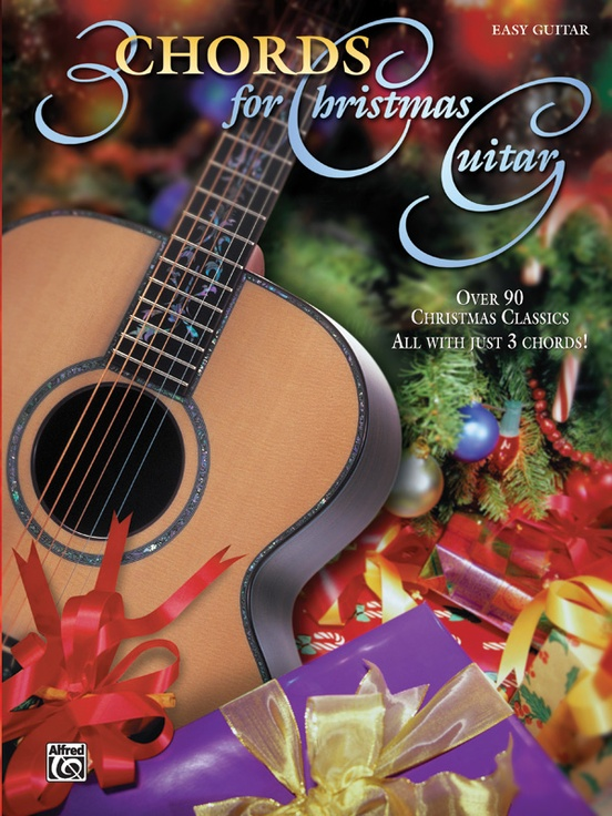 3 Chords for Christmas Guitar