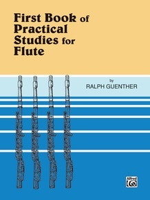 Practical Studies for Flute, Book I