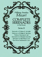 Complete Serenades, Series II