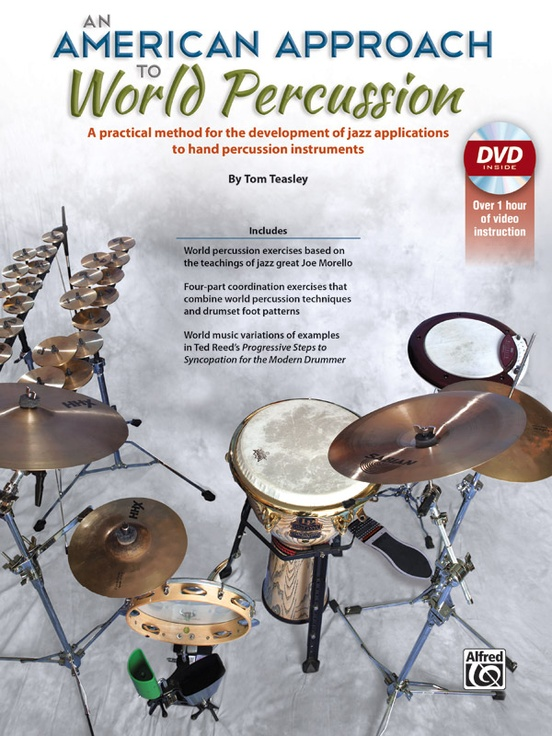 An American Approach to World Percussion