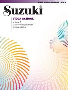 Suzuki Viola School, Volumes 1 & 2 (Volume A)