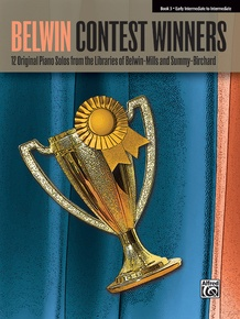 Belwin Contest Winners, Book 3