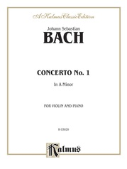 Violin Concerto in A Minor