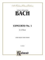 Violin Concerto in A Minor