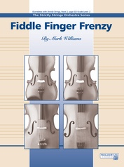 Fiddle Finger Frenzy