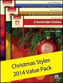 2014 Styles Christmas (Value Pack)