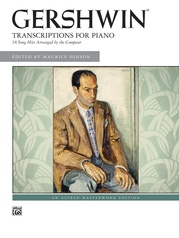 George Gershwin, Transcriptions for Piano