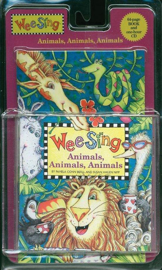 Wee Sing Animals, Animals, Animals