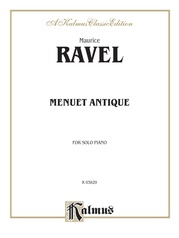 Menuet Antique