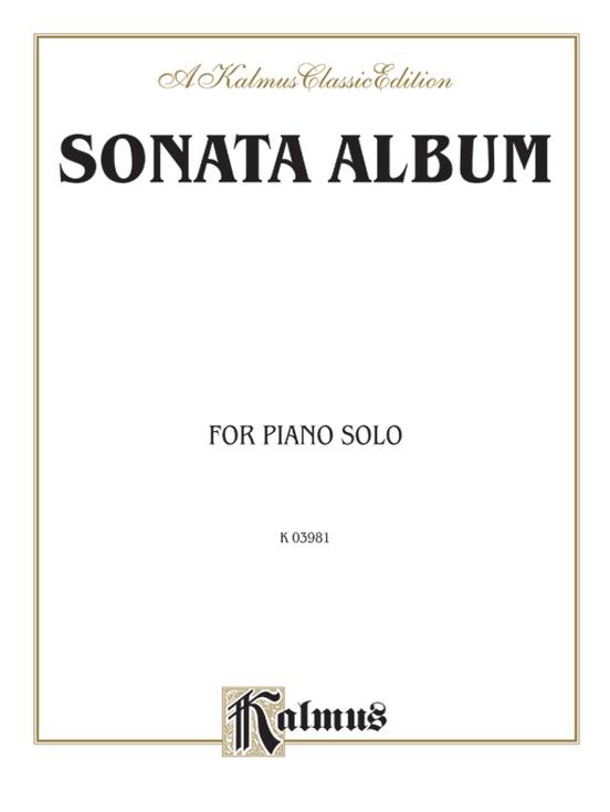 Sonata Album, Volume I