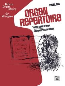 Organ Repertoire, Level 6